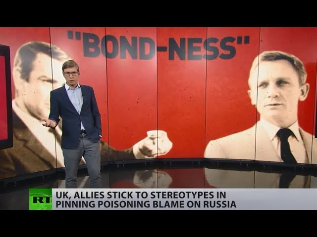 'Blatant Russian-ness': West shifting blame to Moscow again…now in Skripal poisoning case