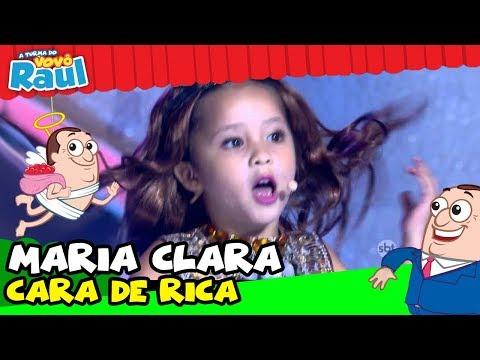 MARIA CLARA  - Cara de Rica part.  ERIKKA thumbnail