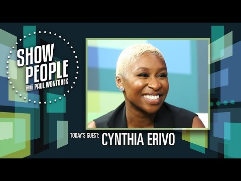 Show People with Paul Wontorek Full Interview: Cynthia Erivo of THE COLOR PURPLE