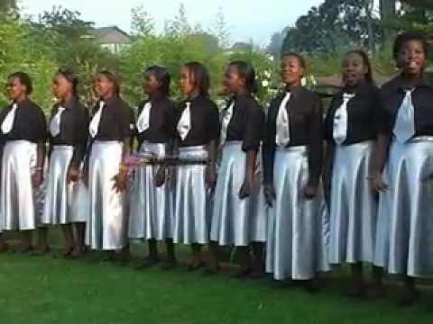 Nifanye Chombo Chako - Amazing Discovery Sda Choir - Kitale, Kenya video