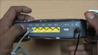 Belkin N600DB - Best Wireless Dual Band Modem Router Unboxing - Cursed4Eva