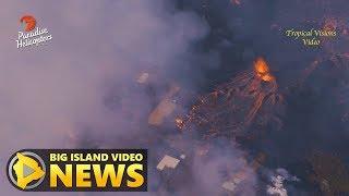 Hawaii Volcano Eruption Update - Saturday Morning (May 26, 2018)