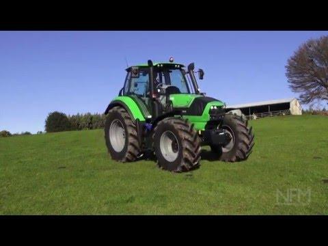 Deutz-Fahr 6160C tractor review