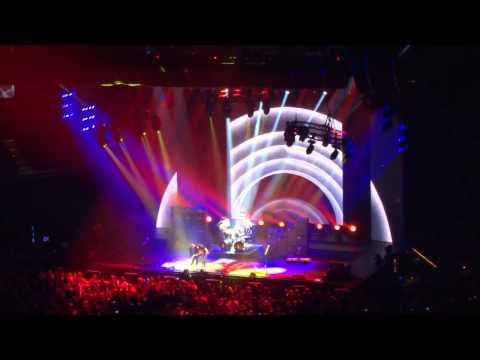 RUSH   Spirit of Radio   AAC   Dallas TX May 2015