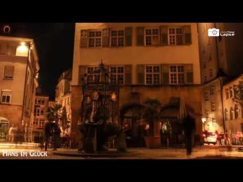 Stuttgart bei Nacht | OMM Timelapse | 2013