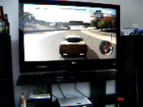 Xbox 360 Gaming Setup Youtube