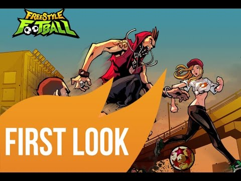 FreeStyle Football Gameplay First Look - HD