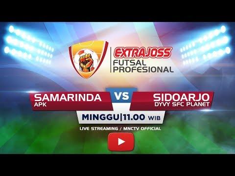 Download Lagu APK FC (SAMARINDA) VS DYVY SFC PLANET (SIDOARJO) -  Extra Joss Futsal Profesional 2018 Gratis STAFABAND