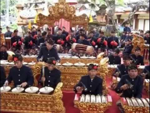 Angklung Kebyar Bali Kreasi Unyil