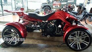 Racing Quad 350cc F1 giá 1xx triệu