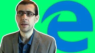 Microsoft Edge adopts Google Chrome's Blink web engine