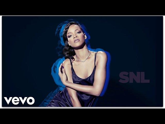 Rihanna - Stay Live on SNL ft. Mikky Ekko