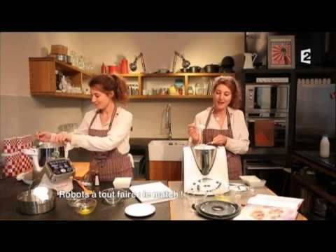 Thermomix vs companion c 39 est au programme france 2 youtube - Comparatif thermomix cooking chef ...