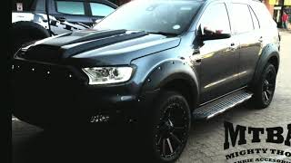 TOP 10: BEST MODIFICATION FORD ENDEVAOUR 2019!!!! ||Lucky Vlogs||