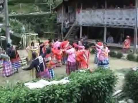 Makbua Upacara Ritual Adat Bambang di Mamasa # 3