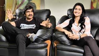 Power Movie Special Interview || Ravi Teja ||  Regina Cassandra || 04
