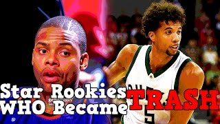 5 NBA Rookies Who Were SUPPOSED To Become SUPERSTARS