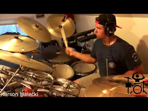 Toxicity - System of a Down (Drum Cover)