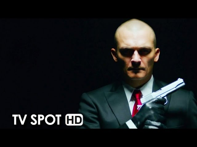 Hitman: Agent 47 TV Spot 'I Always Close My Contracts' (2015) - Rupert Friend Action Movie HD