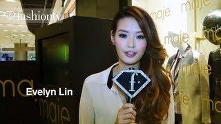 Maje Shop Grand Opening in Hong Kong ft Evelyn Lin | FashionTV