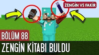 ZENGİN VS FAKİR #88 - Minecraft