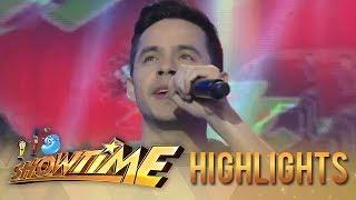 It 39 S Showtime International Singer David Archuleta Visits It 39 S Showtime