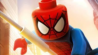 Super - LEGO Marvel Super Heroes 3D The Movie Game 2 - Iron Man, Hulk and Spiderman