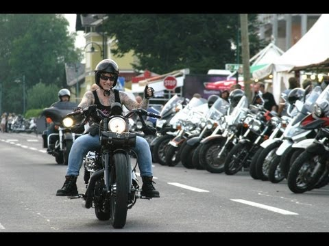 Harley Davidson 2012 European Bike Week Faak am See September 2012, Chopper all over