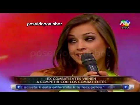 COMBATE: Milett Figueroa Regresa A Combate 12/04/13
