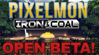 Iron & Coal Server [OPEN BETA] - IT'S FINALLY HAPPENING!