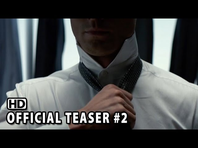 Fifty Shades Of Grey Official Teaser #2