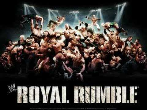 Wwe Royal Rumble 2007 Theme video