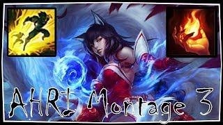 Ahri Montage 3 - S8   League of Legends - Mid