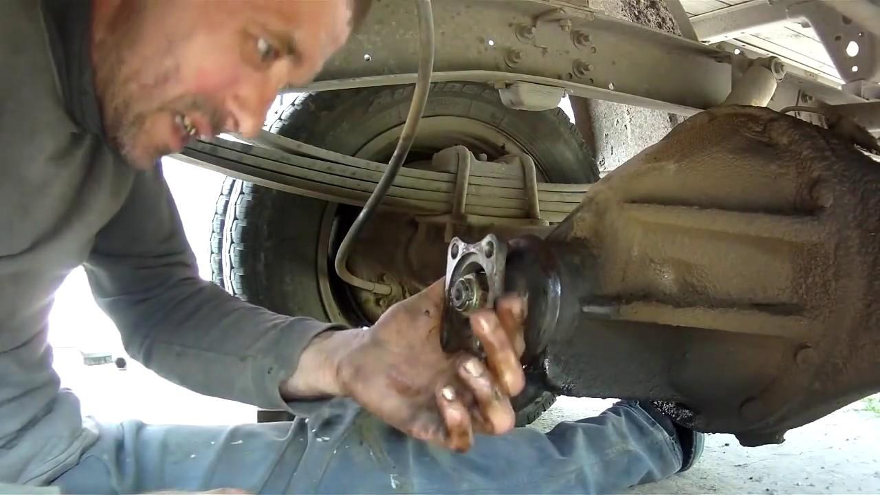 Замена рулевого редуктора на газели своими руками