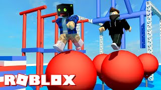 WIPE-OUT extrem Parkour?! - Roblox [Deutsch/HD]
