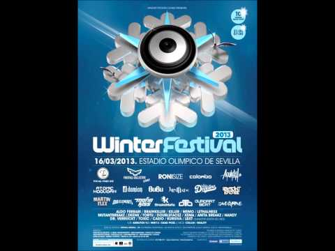 Colombo @ Sesion Winter Festival 2013 (Estadio Olimpico de Sevilla)