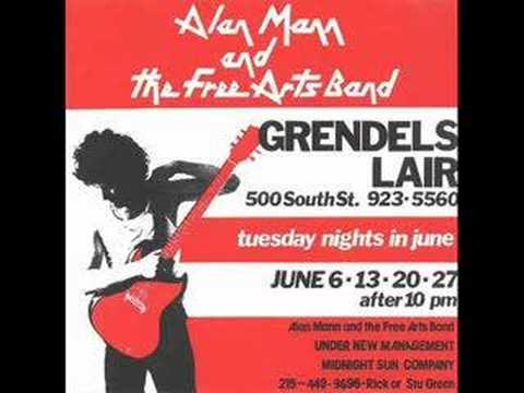 Alan Mann Band - You Cant Talk To Her