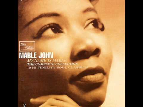 mable john - your good thing Music Videos