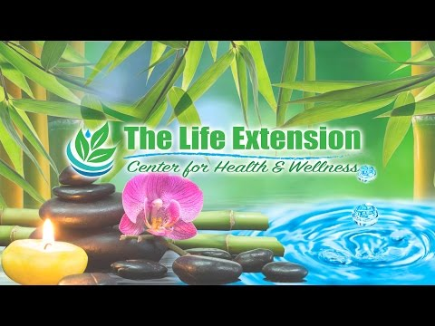 The Life Extension Health and Wellness Center 2016 AVP