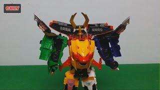 Siêu nhân hải tặc Gokaigers Robot biến hình lắp ráp đồ chơi - power ranger megazord toy for kid