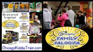 Completely Nuts Inc Sponsors Chicago Fun Family Palooza