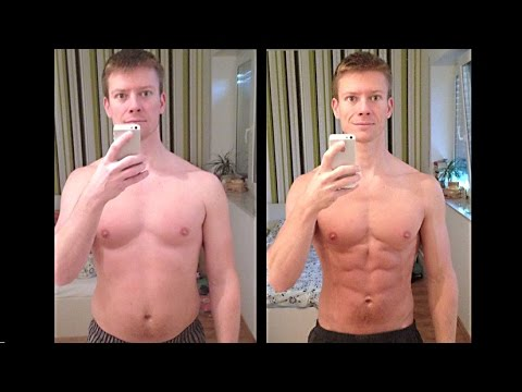 Michael's Transformation with Freeletics