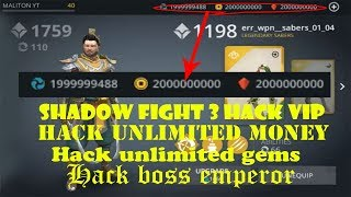 Shadow Fight 3 Hack VIP Unlimited Money & Gems 1000% Working No Root 6.77 MB