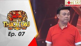 GAME | KỲ TÀI THÁCH ĐẤU | TẬP 7 FULL HD (30/10/16)