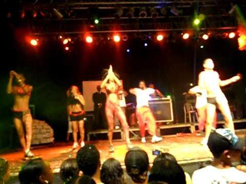 Kebre Dance final do compet music hall
