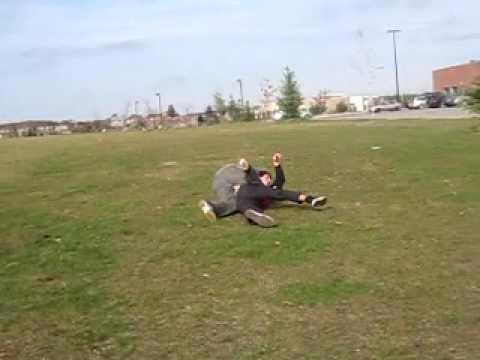 alfateh and bruno wrestling