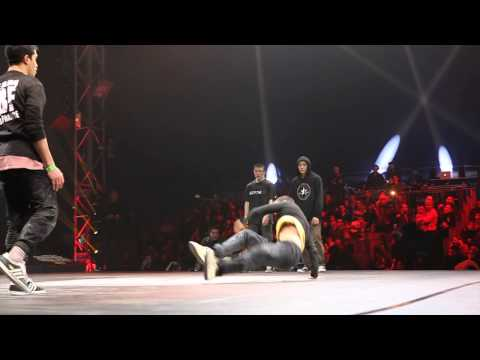 Chelles Battle Pro 2013 - 2 VS 2 Qualifier : TEAM BBOY FRANCE VS MENTAL FUSION