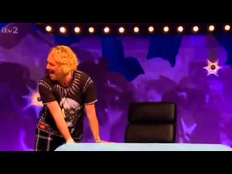 Dougie Poynter & Harry Judd on Celebrity Juice [Nov. 14,2013]