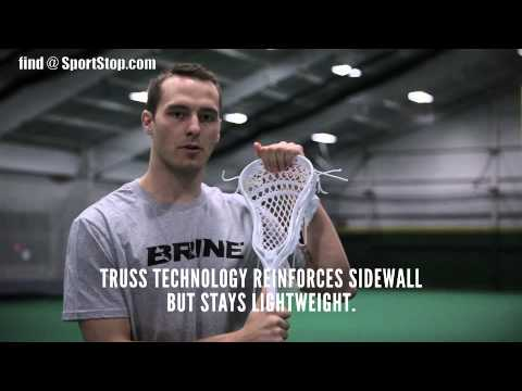 New Brine Cyber X Defensive Lacrosse Head - Brand Video