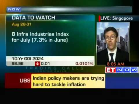 'Indian policy makers are trying hard to tackle inflation': Edward Teather